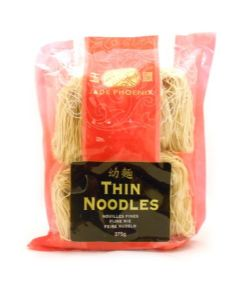 Chinese Thin [Fine] Noodles | Buy Online at The Asian Cookshop.